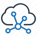 cloud, cloud connection, connection, network, sharing, web network