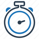deadline, schedule, stopwatch, time, timer icon