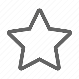 company, general, line, office, star, universal icon