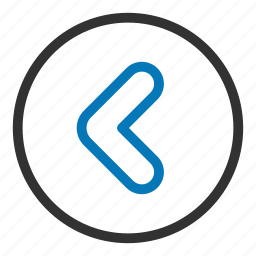 arrow, back, direction, left, return icon
