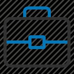 bag, briefcase, case, document, office, portfolio icon