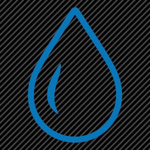 aqua, drop, liquid, oil, rain, water icon