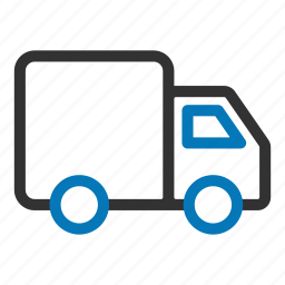 delivery, logistics, shipping, transportation, truck, vehicle icon
