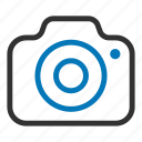 camera, film, image, photos, picture, video icon