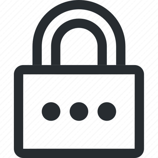 key, lock, locked, private, protected, unallowed, unlock icon