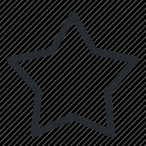 favorites, like, premium, save, sky star, star icon