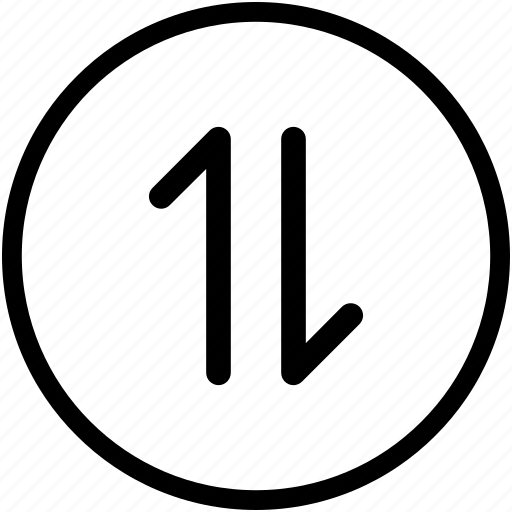 data, dual, network icon