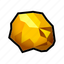 gold, mine, minerals, prize, pure, reward, treasure icon