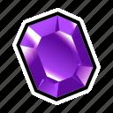 gem, stone, treasure, achievement, crystal, mineral, reward