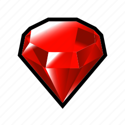 achievement, crystal, gem, mineral, reward, stone, treasure icon