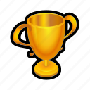 trophy, gold, movie, leaderboards, winner, best, achievement