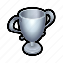 movie, trophy, achievement, badge, best, leaderboards, medal