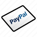 buy, card, cart, money, payment, paypal, shopping icon