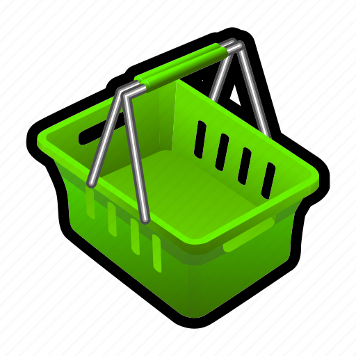 basket, buy, cart, ecommerce, money, purchase, shop icon