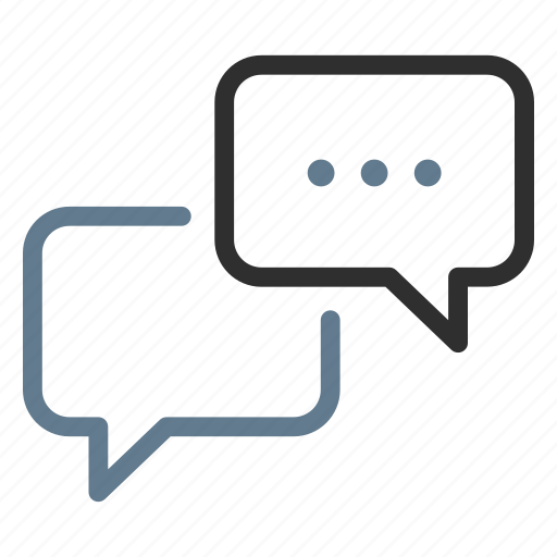 chat, communication, feedback, mail, message, sms, talk icon