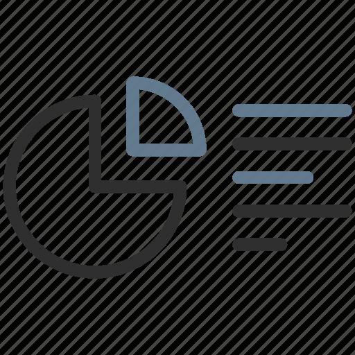 analytics, chart, data, graph, pie, share, statistics icon