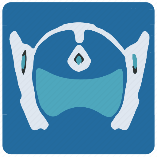 game, overwatch, player, symmetra icon