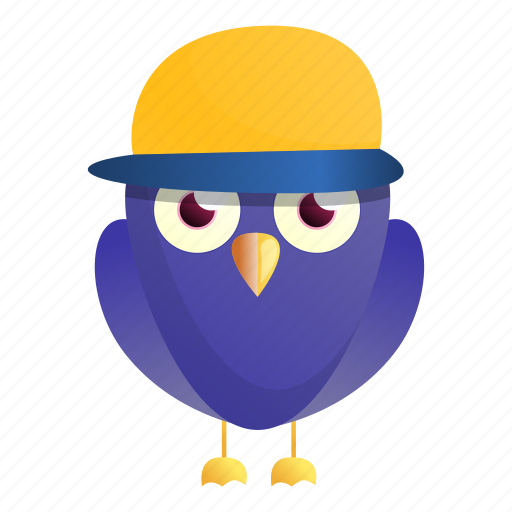 Child, kid, owl, baby, baseball, cap icon - Download on Iconfinder