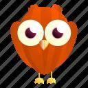 baby, family, girl, love, owl, red