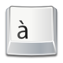 character, key icon