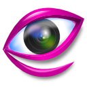 eye, sss, view, watch icon