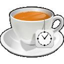 tea, tea timer icon