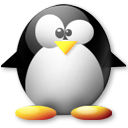 animal, bird, penguin, tux icon