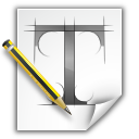 http://cdn2.iconfinder.com/data/icons/oxygen/128x128/apps/preferences-desktop-font.png