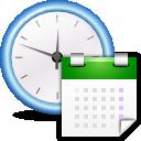 calendar, date, time icon