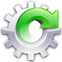 gear, spin icon