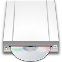drive, optical icon