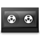 media, tape icon