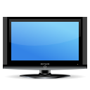 flat screen, hdtv, lcd, television, tv icon
