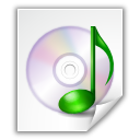 file, music, sound icon