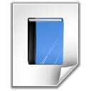 book, document, file, manual icon