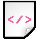 html, script, xml icon