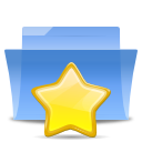 bookmark, favorite, folder, star icon