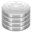 database, preferences, setup icon