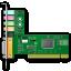 audio, card, realtek, sound icon