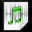 adpcm, audio icon