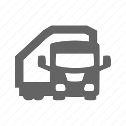 delivery, truck, van icon