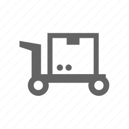 cart, delivery, order, package, parcel icon