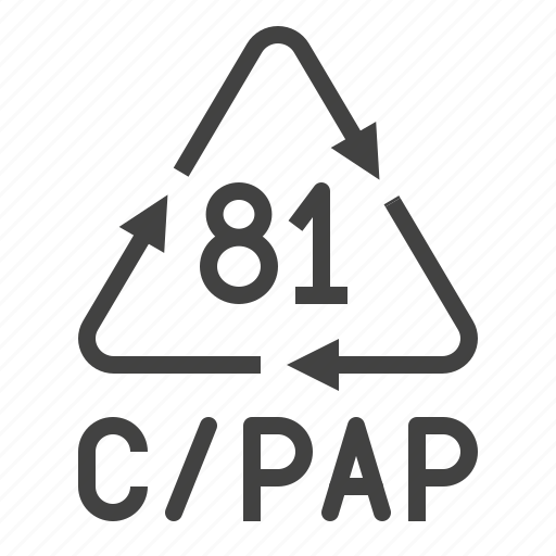 cardboard, packaging, pap, paper, recycling, symbol icon