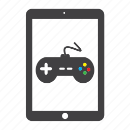 apple, device, game, gamepad, games, gaming, ipad icon