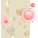 paisley, plant icon