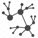 outbreak, pandemic, plague, spread, super bug icon