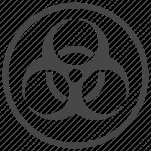 biohazard, chemical, outbreak, pandemic, virus icon