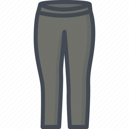 Clothes, filled, leggings, outline icon - Download on Iconfinder