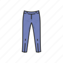 clothing, denim pants, garment, jeans, pants, shorts icon