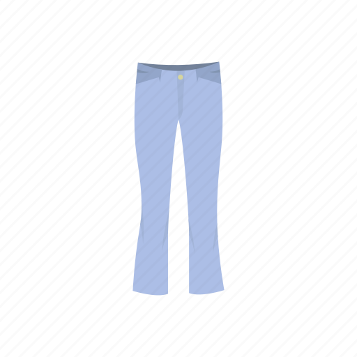 clothing, female pants, female trouser, garment, pants, trouser icon